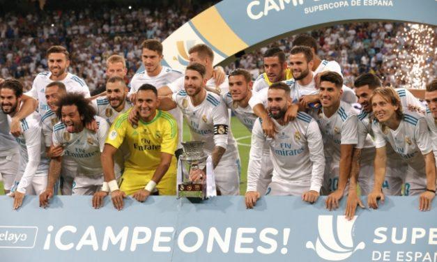 El Madrid da muestra de calidad y apabulla a un desconocido Barcelona