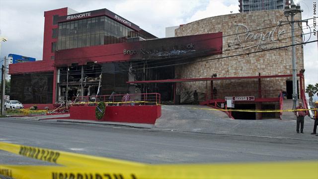 Familiares de agraviados de Casino Royale en Monterrey, piden no ser revictimizados ni criminalizados