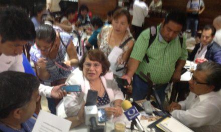 Existe una laguna legislativa para ocupar el cargo de magistrado o juez local: Magistrada Concepción Flores Saviaga