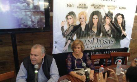 """Las """"GranDiosas Clásico"""" llegan por primera vez a Xalapa"""