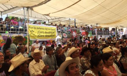 Inviable, proyecto de minera a cielo abierto de Caballo Blanco: Fundar