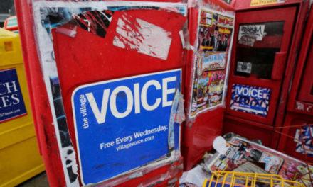 Dejará de imprimirse el legendario semanario neoyorkino The Village Voice