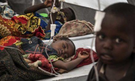 Brote de cólera en el Congo deja más de 500 muertos