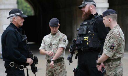 Cae un sospechoso del atentado en metro de Londres