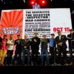 Se pospone festival de Ska por sismo en CDMX