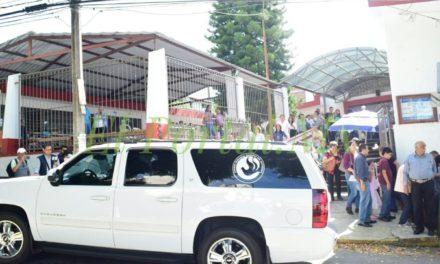 Se lleva a cabo misa de Mara Fernanda