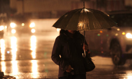 Prevén lluvias torrenciales en el norte de Veracruz por huracán Katia
