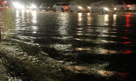 Sur de la Ciudad de México, colapsado debido a tormenta