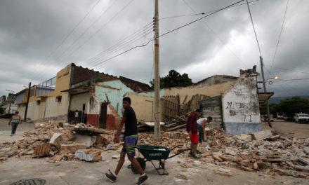 Balance preliminar suma 61 decesos en tres estados por sismo; se han registrado 337 réplicas
