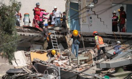 Peña Nieto encabeza reunión de gabinete tras sismo
