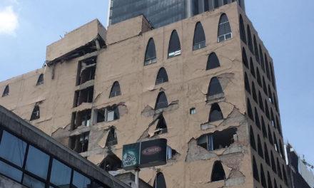 Empleados federales afectados por sismo obtendrán créditos hipotecarios