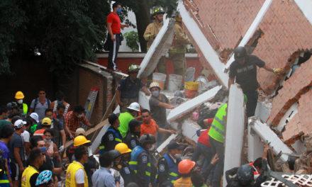Confirma Taiwán muerte de cinco de sus ciudadanos por sismo en México