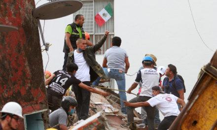 Informa Narro Robles que sector salud ha atendido a mil 819 lesionados por sismo