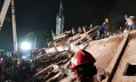 Aumenta a 338 el número de personas fallecidas por sismo