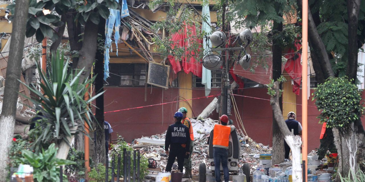 Demolición de inmuebles dañados por sismo en CDMX llevaría al menos un año
