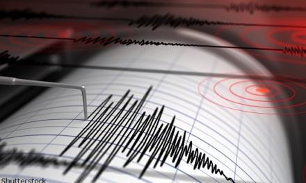 Preliminar del sismo por el Servicio Sismológico Nacional con una magnitud de 8.4