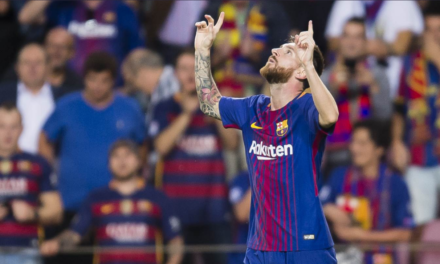 Barcelona golea 3-0 a la Juventus; Messi se luce con dos goles