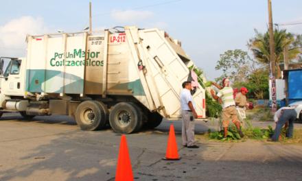 El viernes cambia horario de recolección de basura en el centro de la ciudad