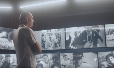 Nuevo anuncio de Adidas de su campaña #Heretocreate, con Zidane y Marcelo