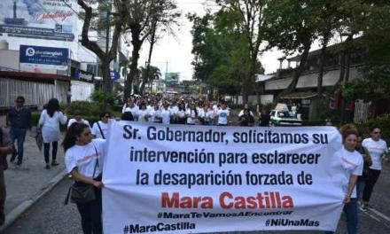 #NiUnaMas: Exigen justicia por Mara Fernanda