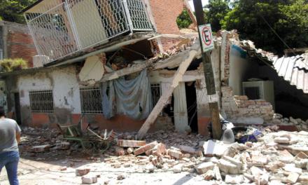 Suman 48 muertos por sismo de 7.1 grados: Segob