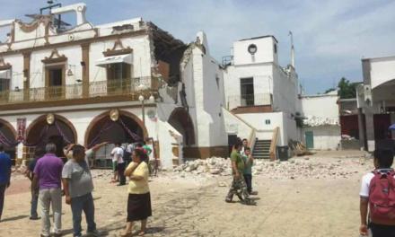 Gobernador de Morelos dice que la prioridad es dar atención a víctimas del sismo