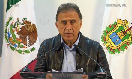 Gobernador de Veracruz anuncia que mañana miércoles sí habrá clases en todos los niveles