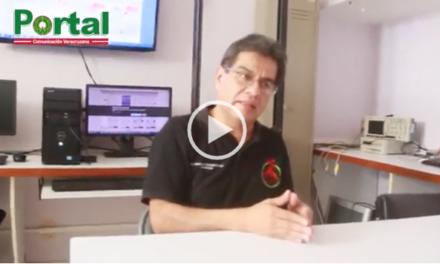 Funcionamiento de la red sísmica en Veracruz