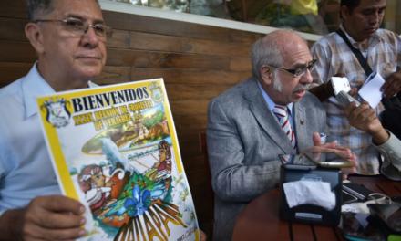 VIDEO: José Zaidén Domínguez anuncia el Congreso de Cronistas en Xalapa
