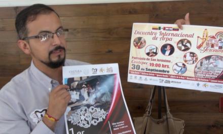 VIDEO: Encuentro Internacional de Arpas en Coatepec