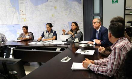 Deslaves en Jilotepec, Atzalan, Tlacolulán y otros municipios se han atendido oportunamente: SIOP
