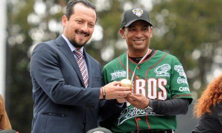 Managers veracruzanos en Juego de Estrellas por México