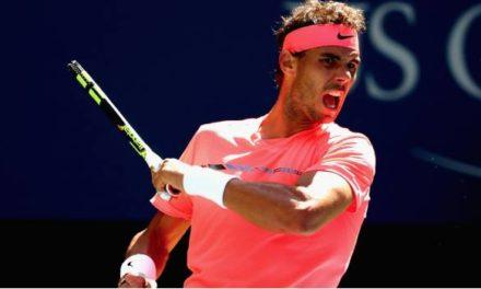 Rafael Nadal logra su pase a Cuartos de Final en el Abierto de EU