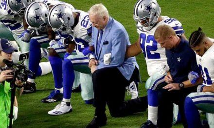 Trump no cesa a sus ataques a la NFL