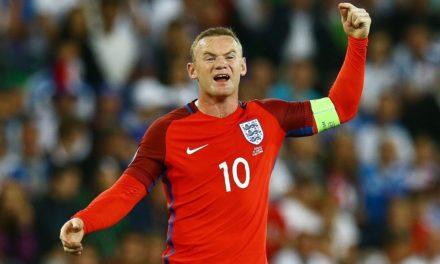 Detienen a Wayne Rooney