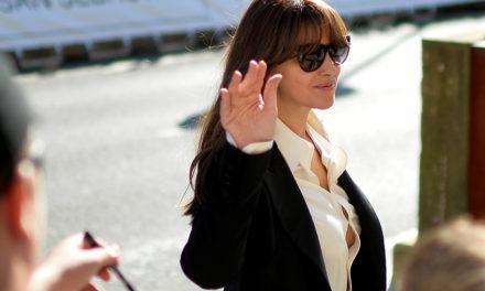 Y con Monica Bellucci llega el glamour a San Sebastián