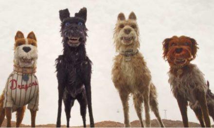 Primer adelanto de 'Isle of Dogs' de Wes Anderson