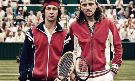 Filme de Borg y McEnroe en Wimbledon abrirá Zúrich