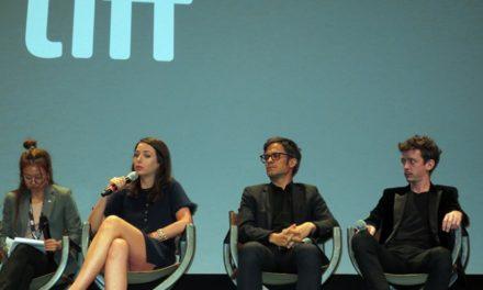 Aplauden en Toronto a Gael García en estreno de filme francés