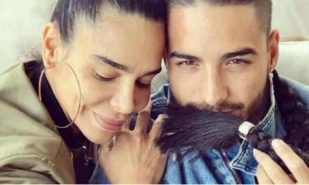 Tía de Maluma afirma que el cantante no le envió el tuit a Belinda
