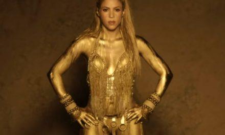 Shakira estrena video junto a Nicky Jam