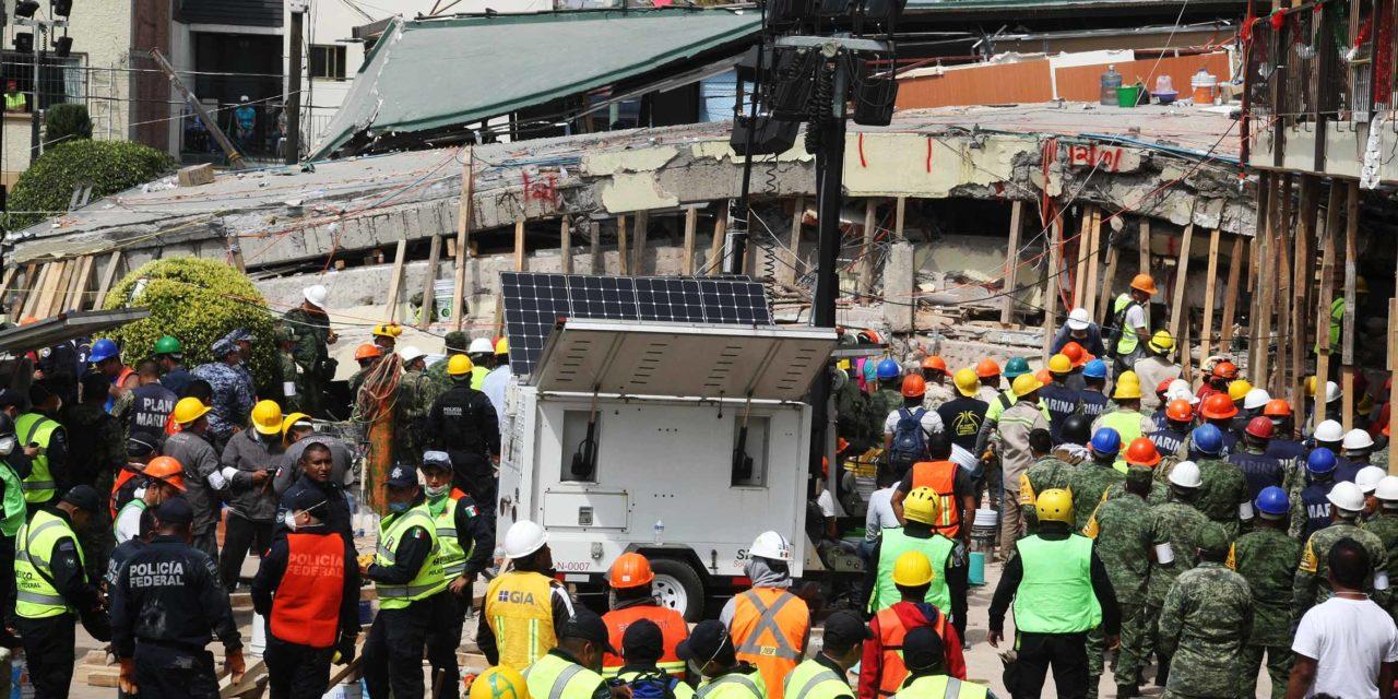 Señala Nuño Mayer que reconstrucción de escuela en entidades afectadas por sismo costará casi 4 mil mdp
