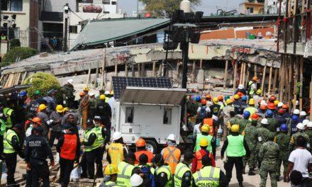 Asciende a 345 la cifra de fallecidos por sismo