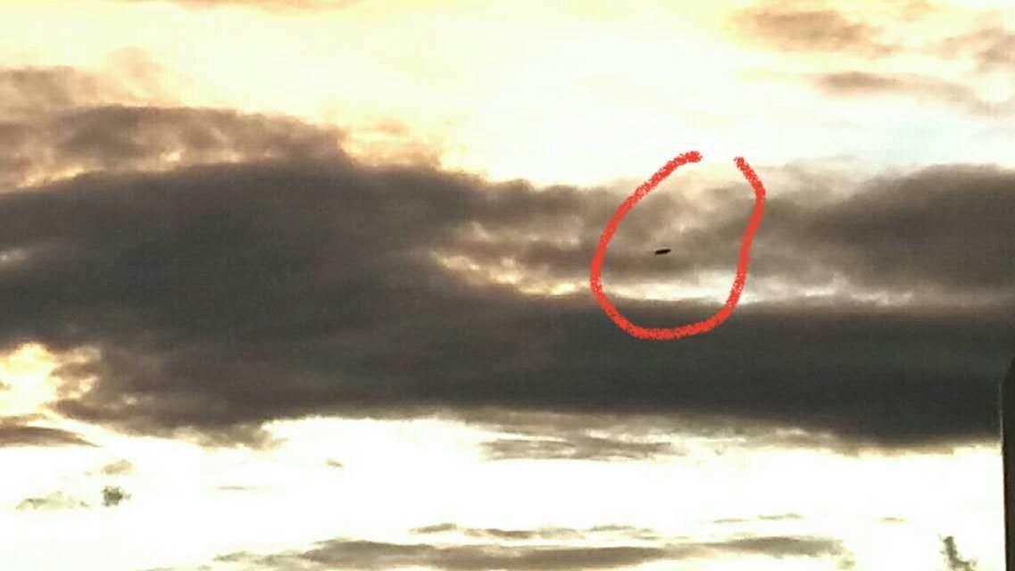 Reportan presunto OVNI en Xalapa