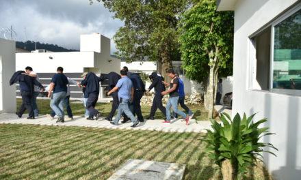 Vinculan a proceso a seis policías estatales por desaparición forzada