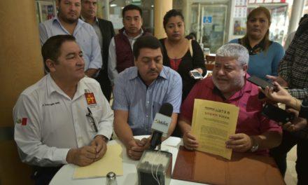 Morena Xalapa denuncia robo en sus oficinas