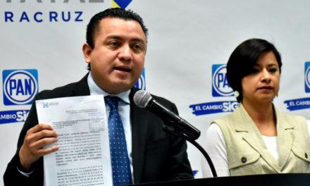 PAN denunció a funcionarios del anterior Gobierno