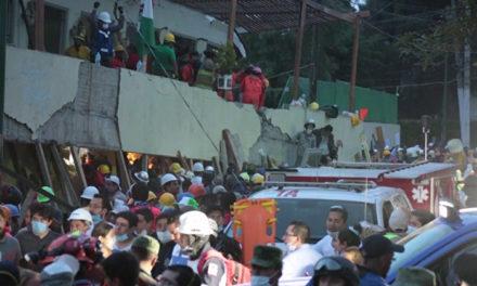 Fallece ciudadano español en la Ciudad de México, tras sismo embajada