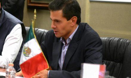 Peña Nieto confirma más de 30 muertos por sismo de 8.2 grados
