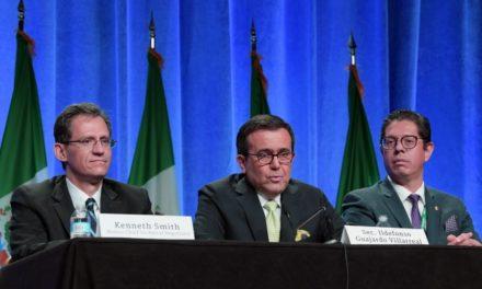 Con 25 mesas de trabajo inicia renegociación del TLCAN en México